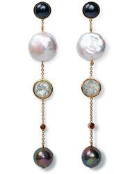 Lizzie Fortunato Bon Vivant Earrings - Multicolor