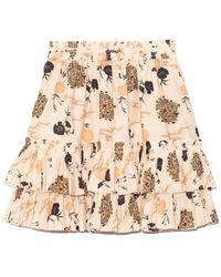 Ulla Johnson Leela Skirt - Multicolour