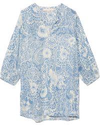 Vanessa Bruno Faraglioni Tunic Dress - Blue