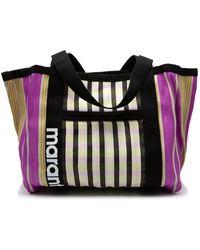 Isabel Marant Darwen Tote Bag - Multicolour