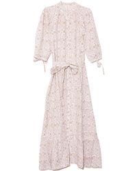 Hannah Artwear Camellia Dress - Pink