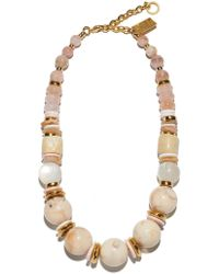 Lizzie Fortunato - Quarry Necklace - Lyst