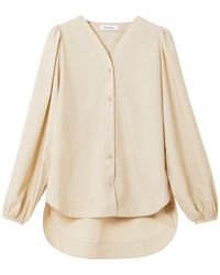 Rodebjer Orion Cotton Shirt - Natural