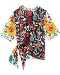 La DoubleJ Lux T-shirt - Multicolour