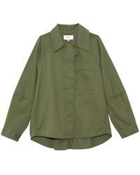 Xirena Leigh Twill Jacket - Green