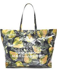 Marc Jacobs - Multicolour Redux Grunge Fruit Tote - Lyst