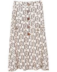 La Prestic Ouiston Camille Skirt - Multicolor