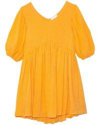 Merlette Miller Dress - Yellow