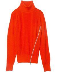 Sacai Knit Pullover - Orange