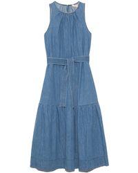 Vanessa Bruno Romelia Dress - Blue