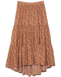 Xirena Iris Skirt - Brown