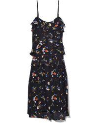 Vivetta - Ermippe Dress In Black - Lyst