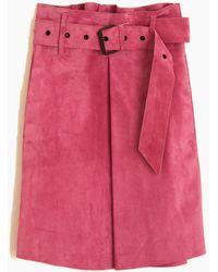 Isabel Marant Clova Skirt - Pink