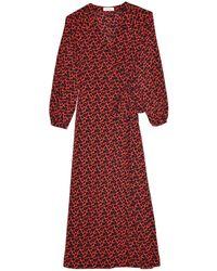 Rodebjer Khalida Mini Dress - Red