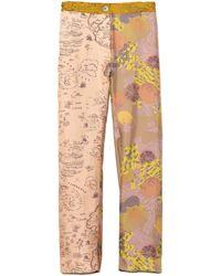 La Prestic Ouiston Lucky Pant - Multicolour
