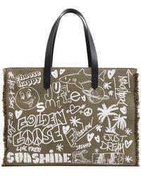 Golden Goose Deluxe Brand California Bag - Multicolour