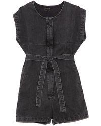 Rachel Comey Vico Shortsuit - Black