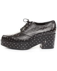 Laurence Dacade The Bowery Elevated Essential Shoe - Black