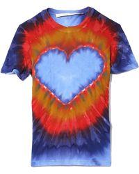 Raquel Allegra Heart Shaped Boy Tee - Multicolor
