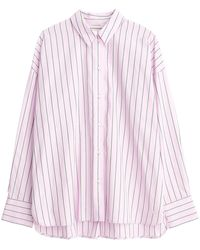 By Malene Birger Elasis Top - Pink