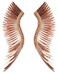 Mignonne Gavigan Madeline Earrings - Brown
