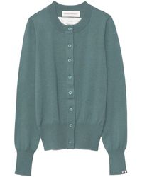 Extreme Cashmere Little Cardi - Green