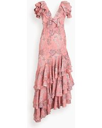 No Pise La Grama La Catalina Dress - Pink
