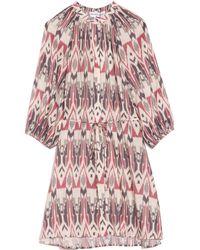 Apiece Apart Mini Hisa Dress - Pink