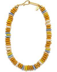 Lizzie Fortunato Laguna Necklace - Multicolour