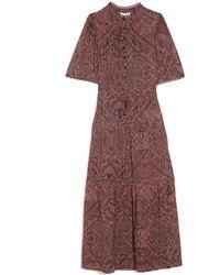Apiece Apart Alta Dress - Multicolor