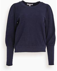 Apiece Apart Olimpio Sweatshirt - Blue