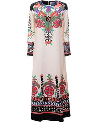 La DoubleJ - Long Sleeve Swing Dress - Lyst