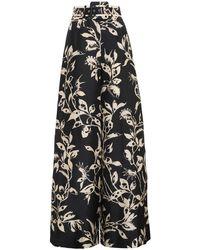 Zimmermann Ladybeetle Belted Pant - Black