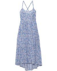 Xirena Owynn Dress - Blue
