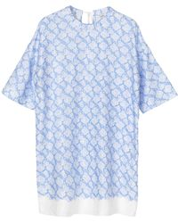 By Malene Birger Sika Top - Blue