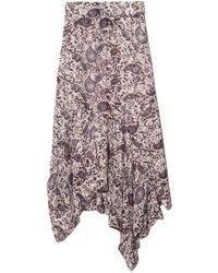 Étoile Isabel Marant Eda Skirt - Multicolour