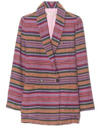 Raquel Allegra Country Blazer - Multicolour
