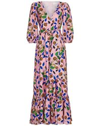 Borgo De Nor Ariel Dress - Multicolour