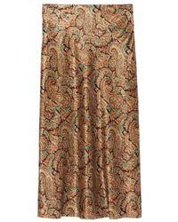 Nili Lotan Leslie Skirt - Multicolour