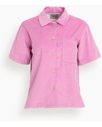 Rachel Comey Soffio Top - Pink