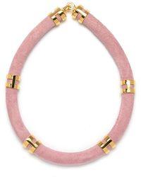 Lizzie Fortunato Double Take Necklace - Multicolour