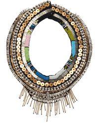 Mignonne Gavigan Aztec Petite Layne Necklace - Multicolor