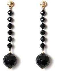 Rachel Comey - Leila Earring In Black - Lyst