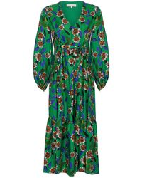 Borgo De Nor Marita Dress - Green