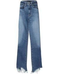 3x1 Austin Crop Jean - Blue