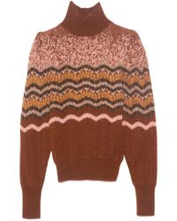 Vanessa Bruno Pipo Sweater - Brown