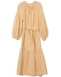 Hannah Artwear Penola Dress - Natural