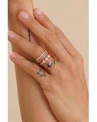 Otiumberg Warm Gradient Ring - Brown
