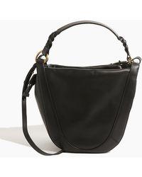Ulla Johnson Hilma Bucket Bag - Black