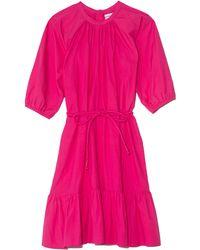 Apiece Apart - Emelian Mini Dress - Lyst